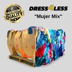 """Mujer Mix"" Ropa de Paca Americana Usada Premium"