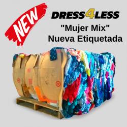 """Mujer Mix"" Ropa de Paca..."