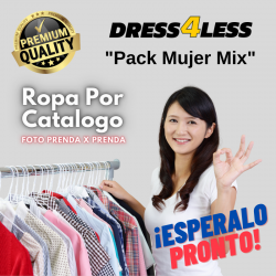 "Pack No.118 ""Mujer Mix""..."