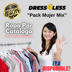"Pack No.111 ""Mujer Mix""..."