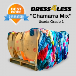 """""""Chamarra Mix"""" Ropa de Paca..."""