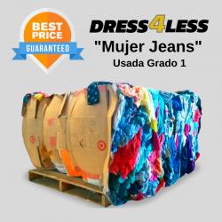 """Mujer Jeans"" Ropa de Paca..."