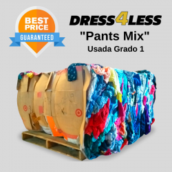 """Pants Mix"" Ropa de Paca..."
